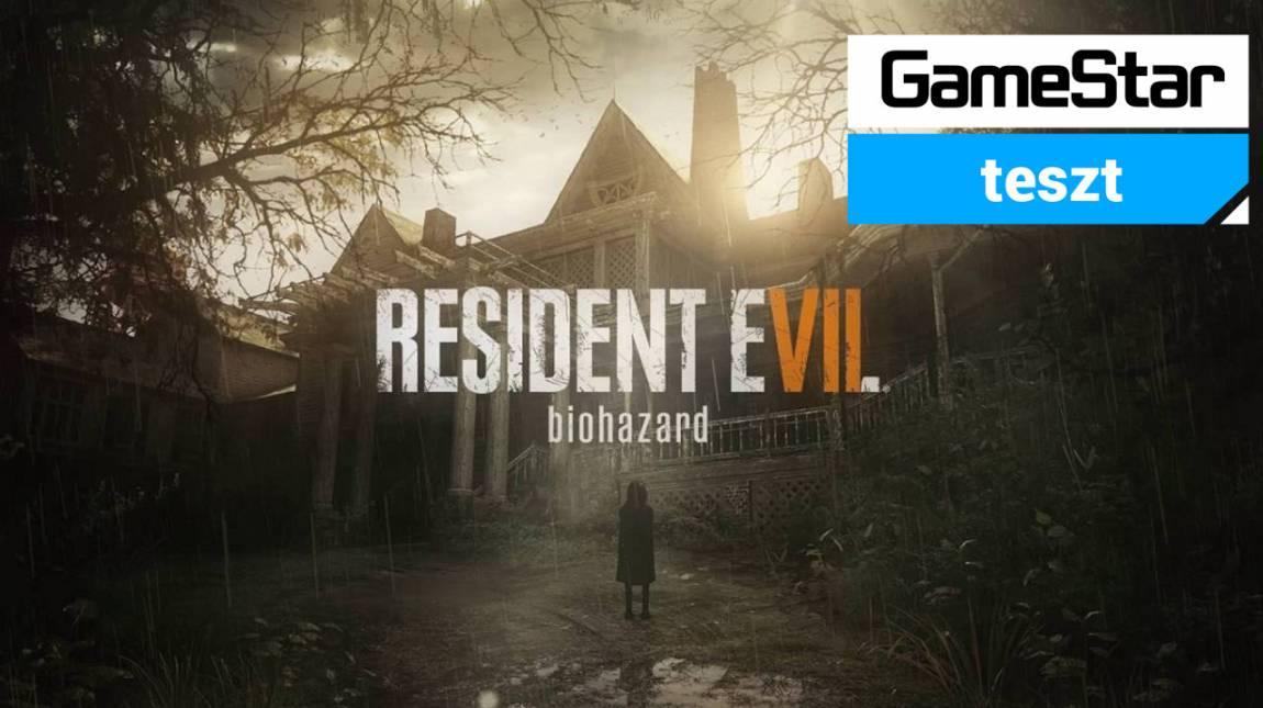 Resident Evil 7 teszt - egy rendesen rémes család bevezetőkép