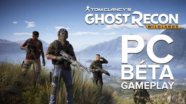 Bugvadászaton Bolíviában - Ghost Recon: Wildlands PC béta gameplay bevezetőkép