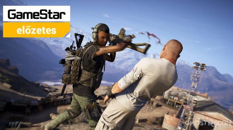 Tom Clancy's Ghost Recon: Wildlands előzetes - ha minden így marad, az kevés lesz bevezetőkép