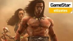 Conan Exiles előzetes - amikor Conan meglengeti a szerszámát kép