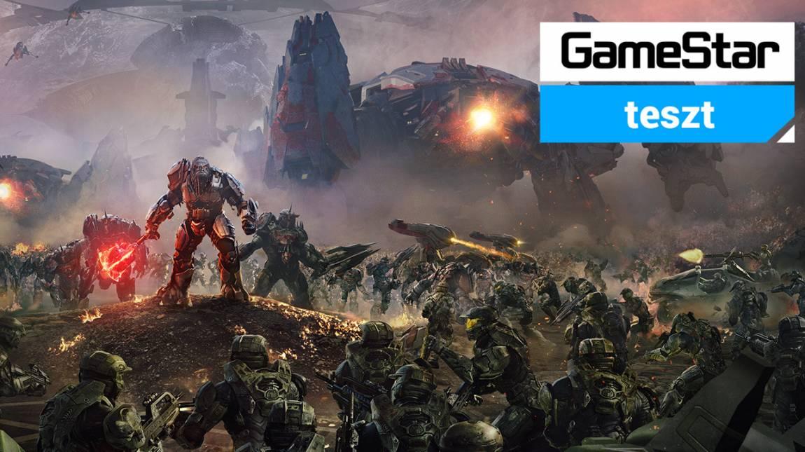 Halo Wars 2 teszt - háborúból háborúba bevezetőkép