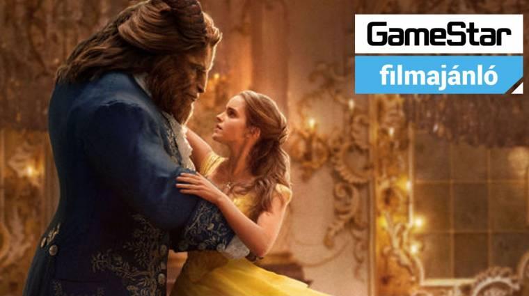 GameStar Filmajánló - A szépség és a szörnyeteg, Bukós szakasz és Élet bevezetőkép