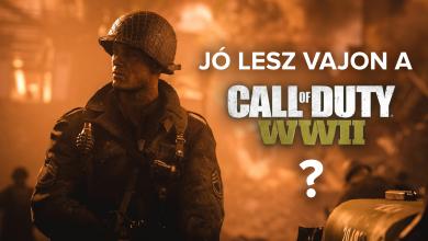 Jó lesz vajon a Call of Duty WWII?