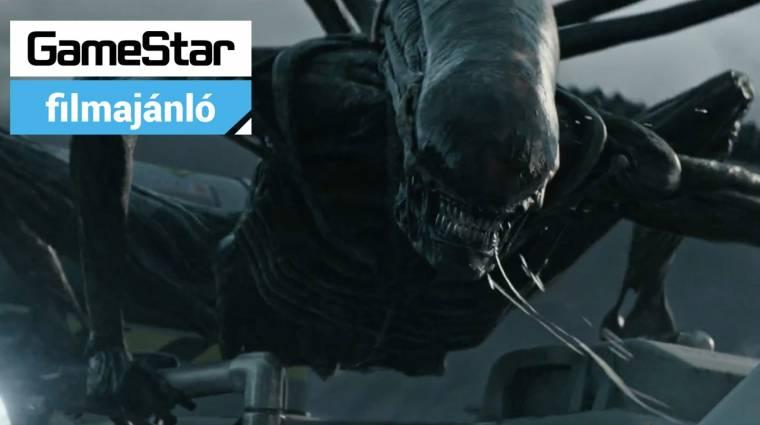 GameStar Filmajánló - Alien: Covenant bevezetőkép