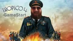 Ezt még Fidel Castro is megirigyelné! - Tropico 4 GameStart kép