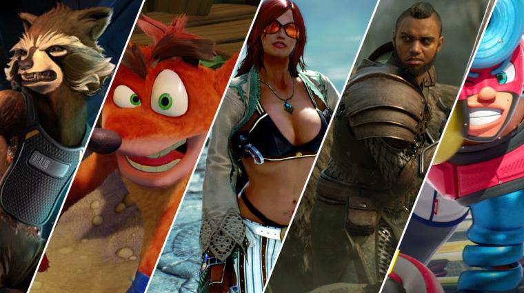 Tekken 7, DiRT 4 - 2017. júniusi játékmegjelenések bevezetőkép