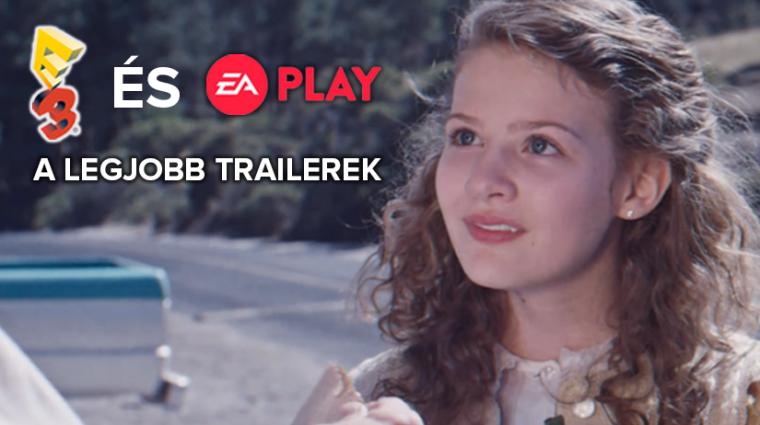 Ezek voltak az E3 2017 és az EA Play legjobb trailerei bevezetőkép