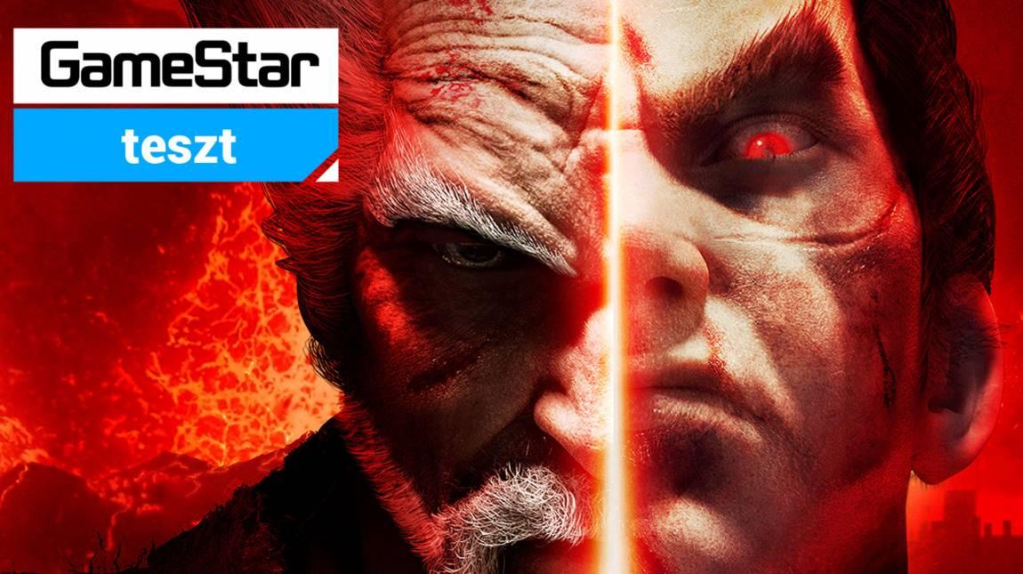 Tekken 7 teszt - a Mishima klán tovább balhézik bevezetőkép