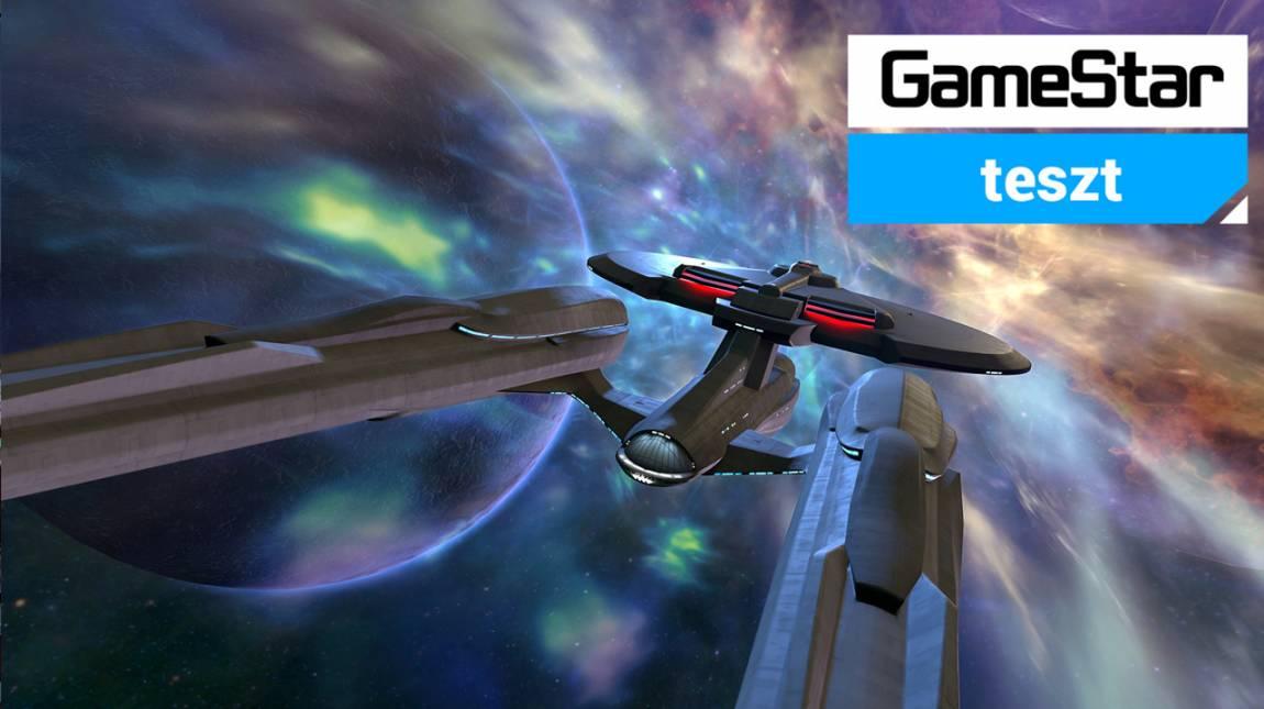 Star Trek: Bridge Crew teszt - nincs varázslat, csak pötyögés bevezetőkép