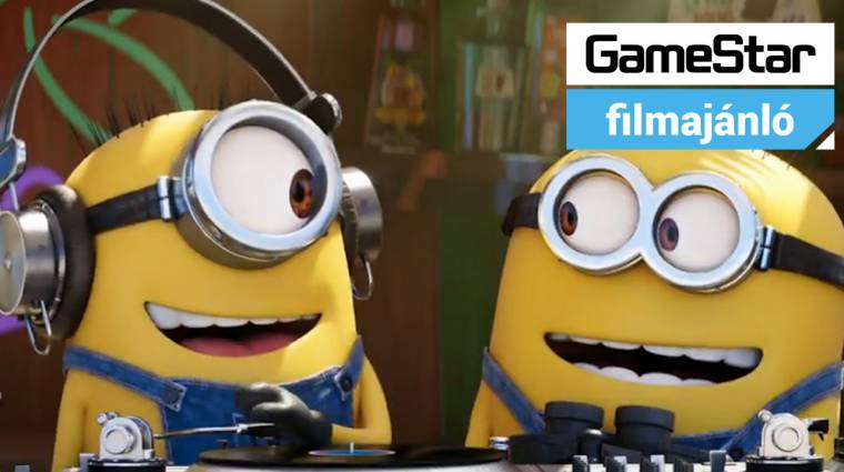 GameStar Filmajánló - Gru 3 és Nyomd, bébi, nyomd bevezetőkép