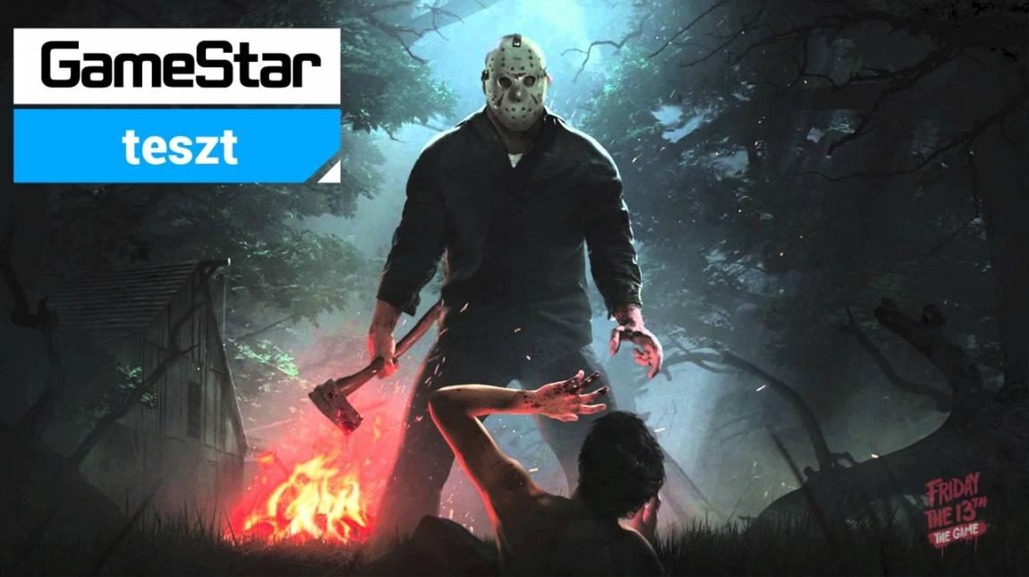 Friday the 13th: The Game teszt - csiszolatlan gyémánt bevezetőkép