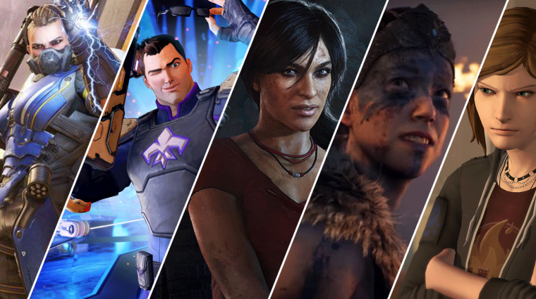 Uncharted: The Lost Legacy, Agents of Mayhem - 2017. augusztusi játékmegjelenések bevezetőkép