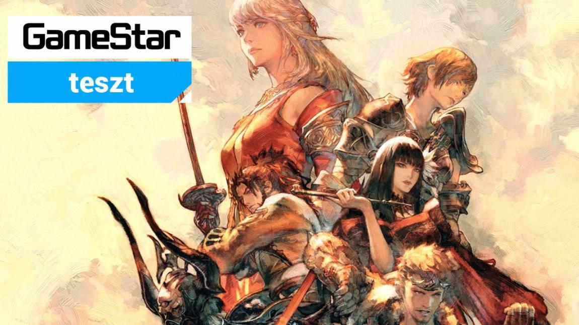 Final Fantasy XIV: Stormblood teszt - érdemes harcba szállni bevezetőkép