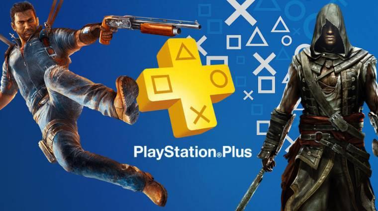 Rabszolga-felszabadítás és repülőkön szörfözés - PlayStation Plus augusztusi ingyen játékok bevezetőkép