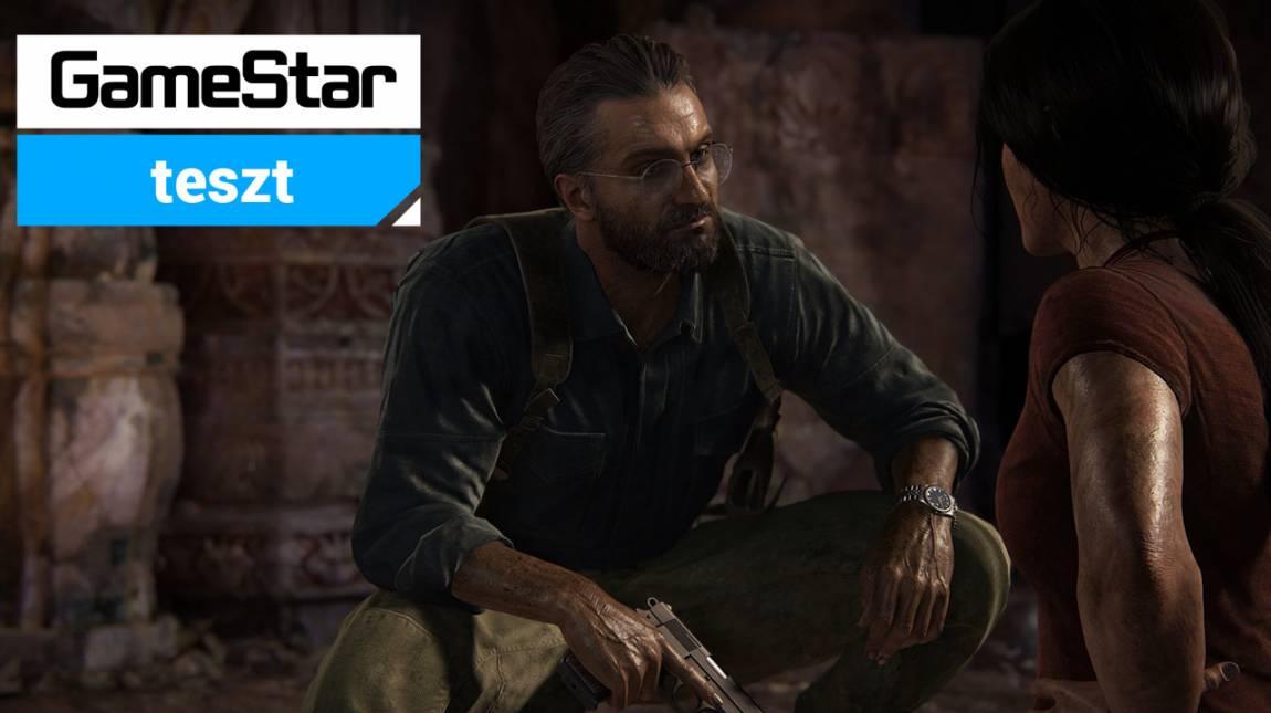 Uncharted: The Lost Legacy teszt - ülünk a réten, sehol a Nathan bevezetőkép