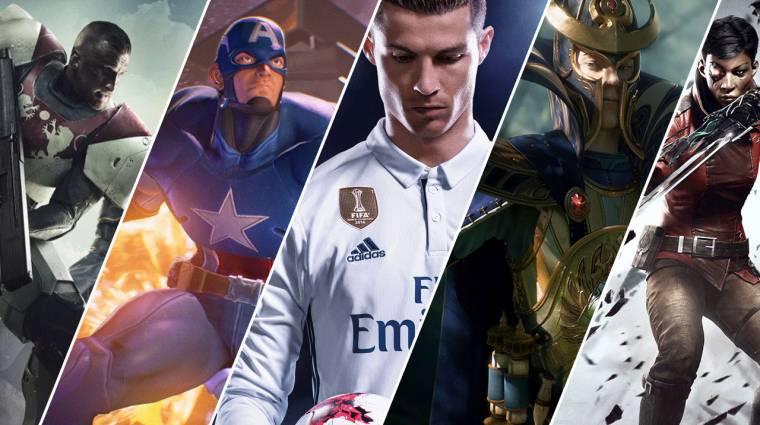 Destiny 2, Project Cars 2 - 2017. szeptemberi játékmegjelenések bevezetőkép