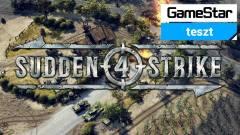 Sudden Strike 4 teszt - irány a front kép