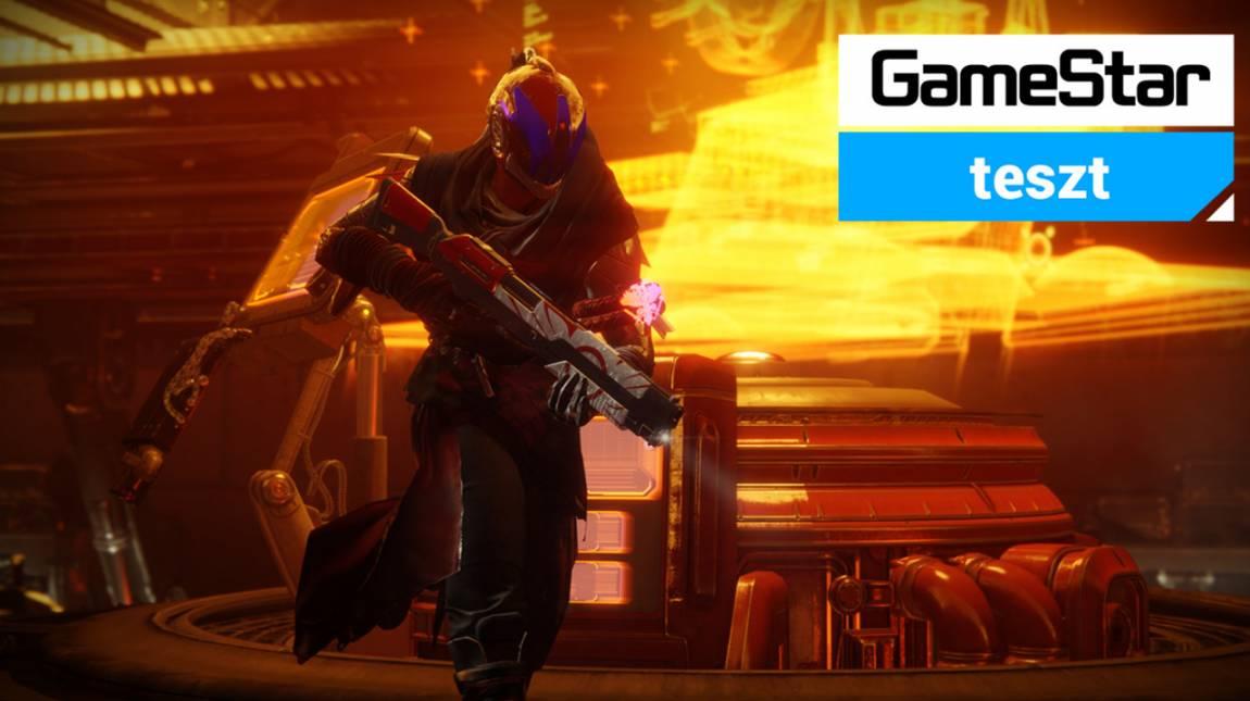 Destiny 2 teszt - egy ígéretes új kezdet bevezetőkép
