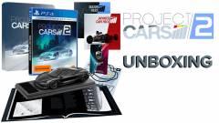 Project Cars 2 Collector's Edition Unboxing - ilyen az év legjobban várt autós játékának gyűjtőije kép