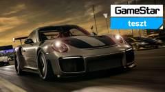 Forza Motorsport 7 teszt - eső után naplemente kép