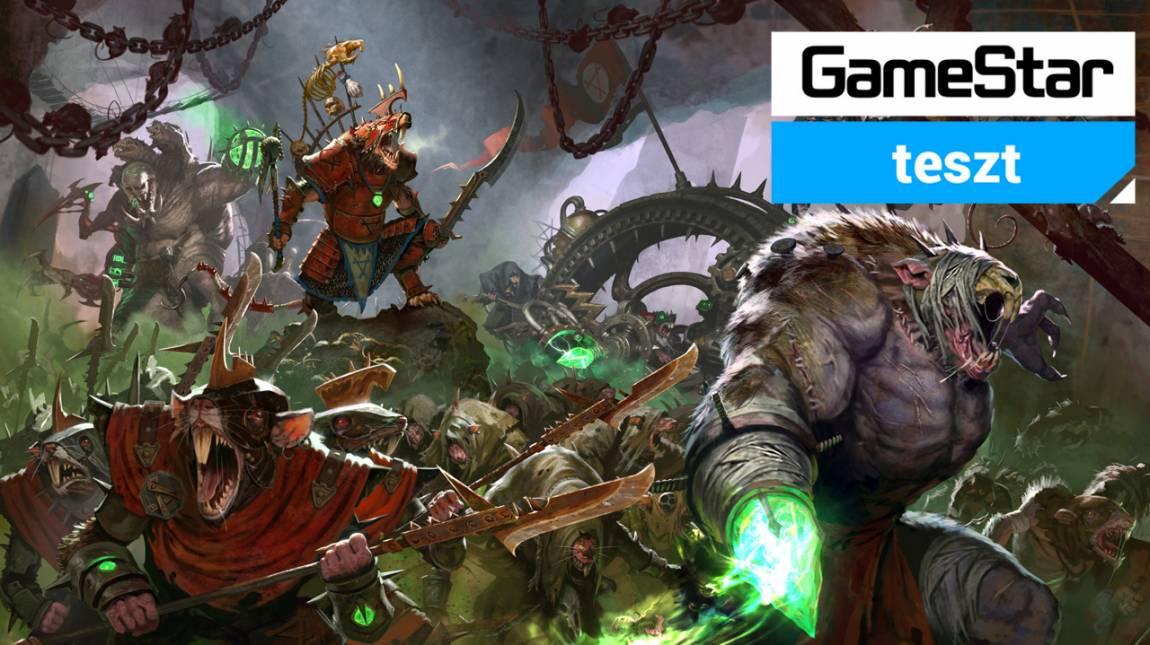 Total War: Warhammer II teszt - Warhammer világháború bevezetőkép