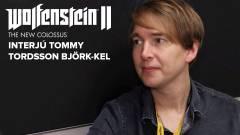 Egy teljesen nyitott világ a narratíva ellen dolgozna - Wolfenstein II: The New Colossus interjú kép