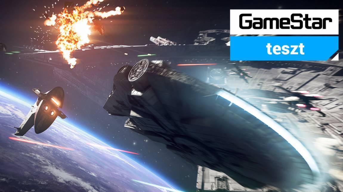 Star Wars Battlefront 2 teszt - a galaxis óriási bevezetőkép