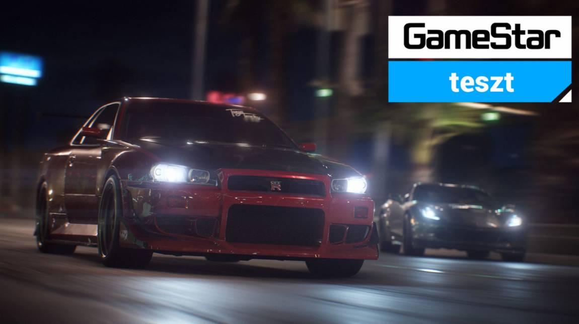Need for Speed Payback teszt - megfizetünk érte bevezetőkép