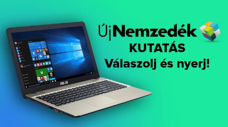 Teszteld digitális immunrendszeredet és közben nyerj egy új ASUS laptopot! bevezetőkép
