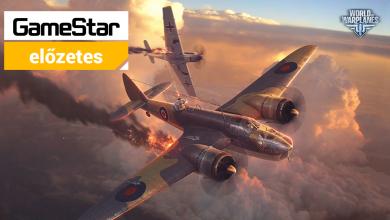 World of Warplanes 2.0 előzetes - újult erővel a levegőben