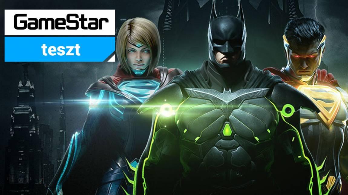 Injustice 2 PC teszt – ez az a DC élmény, amit kerestél, és amit megérdemelsz bevezetőkép