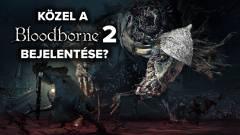 Bloodborne 2 - már a hétvégén bejelentik? kép