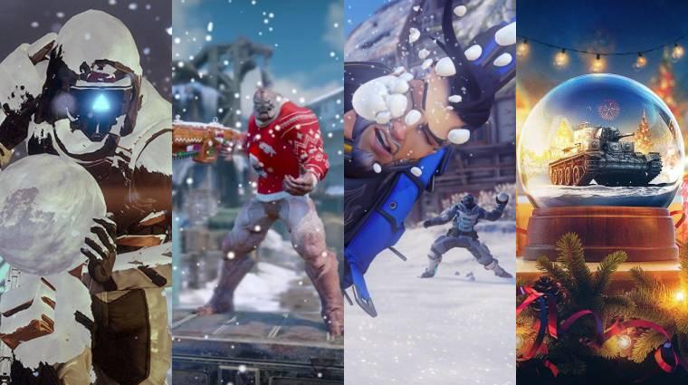 Idén ezekben a játékokban ünnepelheted a karácsonyt bevezetőkép