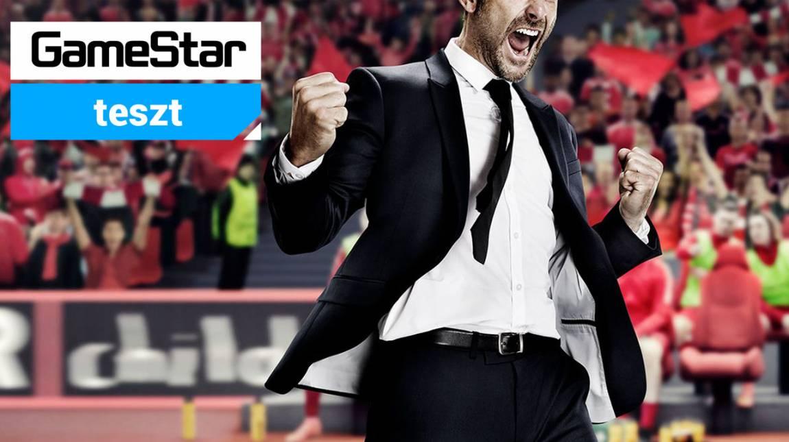 Football Manager 2018 teszt - a foci egy másik oldala bevezetőkép
