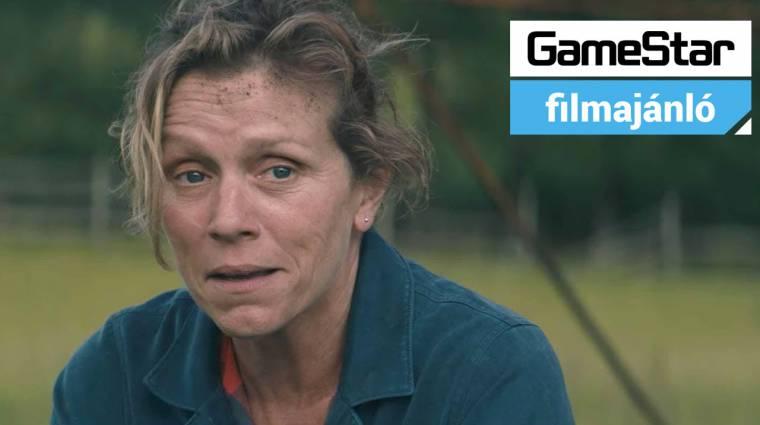GameStar Filmajánló - A világ összes pénze, Az útvesztő: Halálkúra és Három óriásplakát Ebbing határában bevezetőkép
