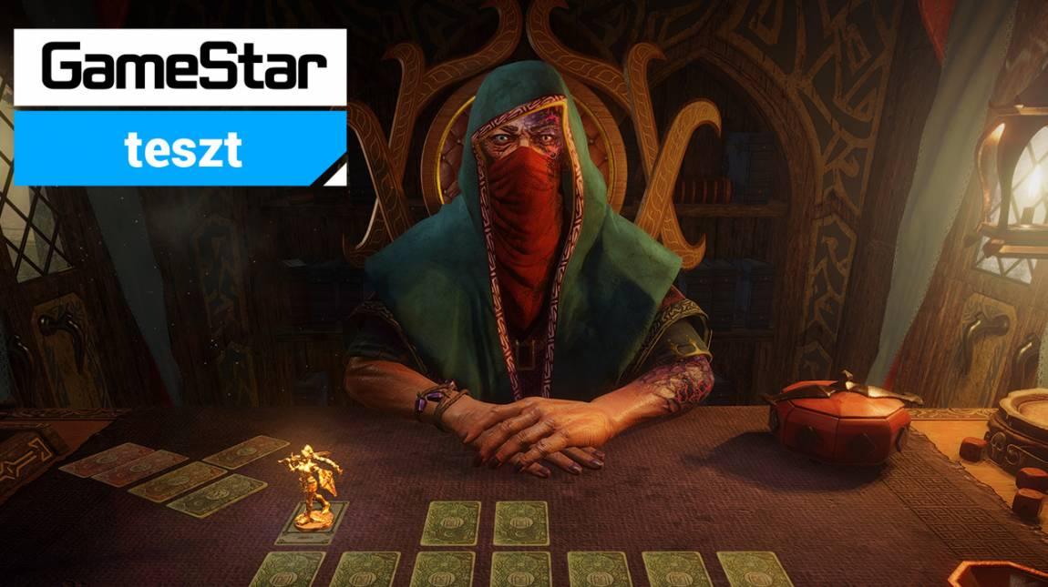 Hand of Fate 2 teszt - jó lapot, jó szurkolást! bevezetőkép