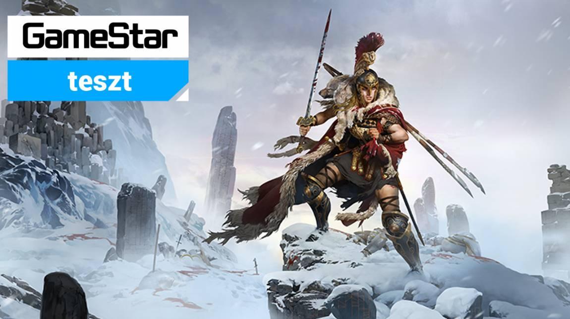 Titan Quest: Ragnarök teszt - új élet a régi világban bevezetőkép