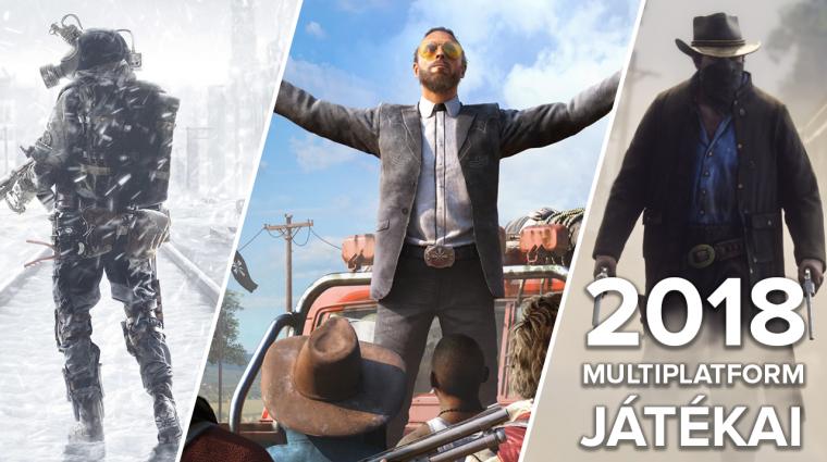 Vadnyugat régen és most - 2018 legjobban várt multiplatform játékai bevezetőkép