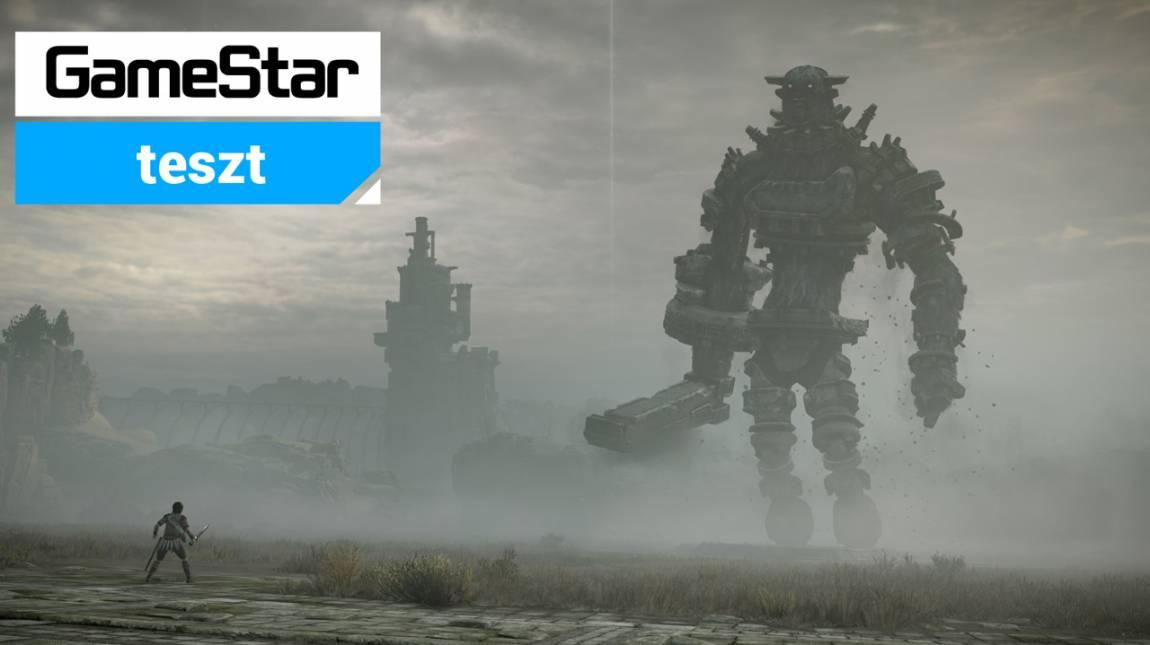 Shadow of the Colossus teszt - kiállta az idő próbáját bevezetőkép