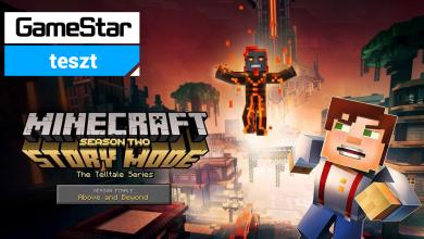Minecraft: Story Mode Season 2 - Episode 5: Above and Beyond teszt - búcsúznak a kockafejek