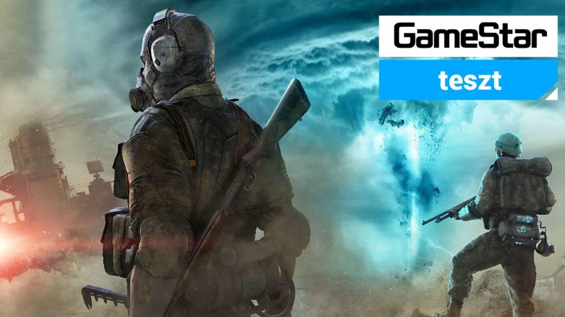 Metal Gear Survive teszt - nem ezen múlik, hogy túléli-e a Konami bevezetőkép