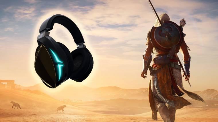Nincs még meg az Assassin's Creed: Origins PC-re? Most pár jó válasszal megszerezheted! bevezetőkép