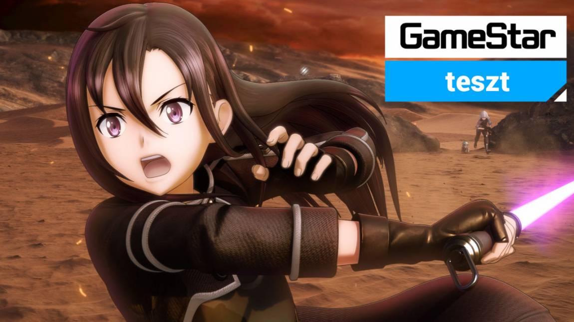 Sword Art Online: Fatal Bullet teszt - játék a játékban bevezetőkép