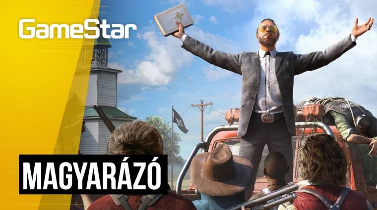 Tényleg Trump Amerikája ihlette a Far Cry 5-öt? bevezetőkép