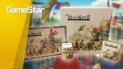 Nincs még egy ilyen gyönyörű gyűjtői kiadás -  Ni No Kuni II King's Edition Unboxing kép