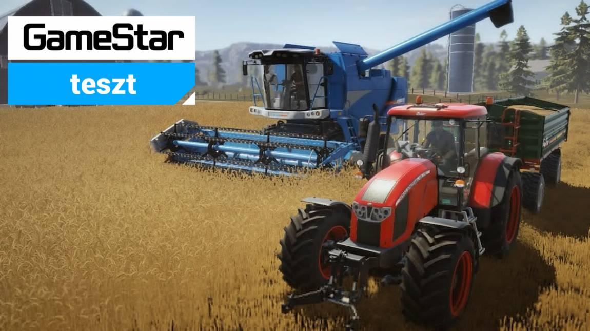Pure Farming 2018 teszt - a farm új királya? bevezetőkép