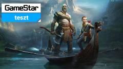 God of War teszt - az északi istenek is a fejükre estek kép