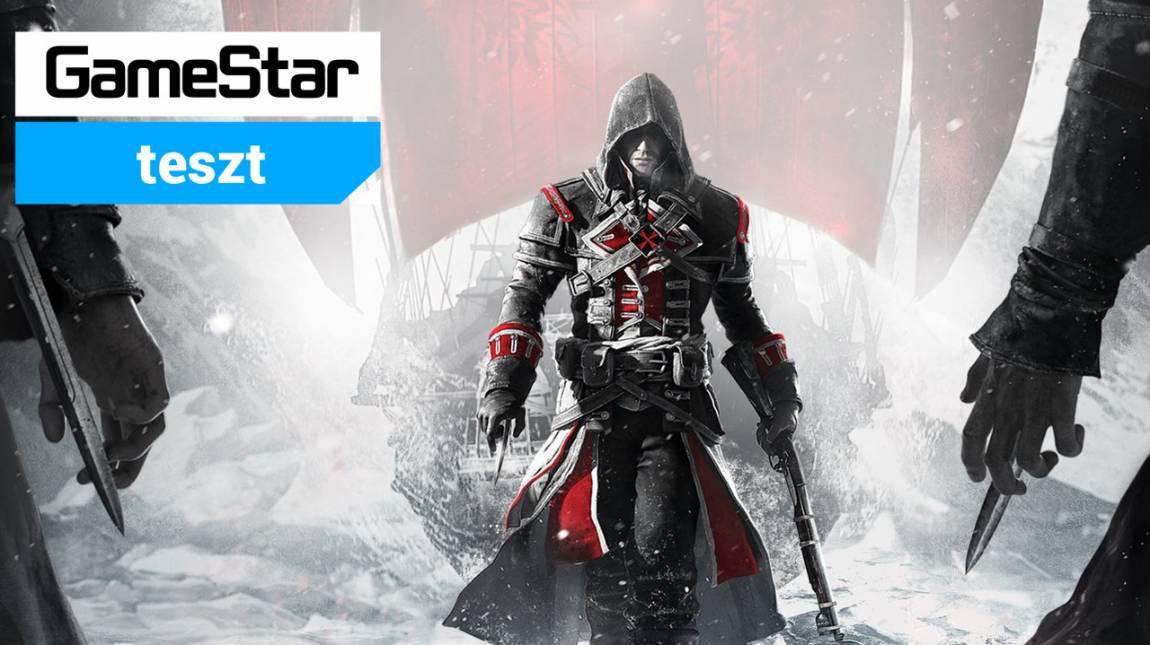 Assassin's Creed Rogue Remastered teszt - sarki fény 4K-ban bevezetőkép