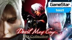 Devil May Cry HD Collection teszt - ez az út biztos a pokolba megy kép