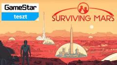 Surviving Mars teszt - vörös tájakon gázolok kép